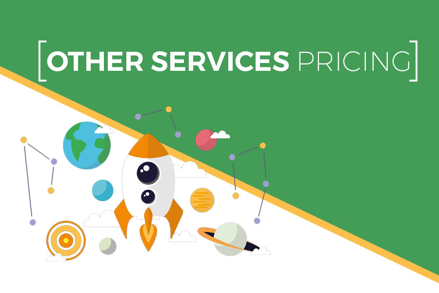 Other Service Pricing